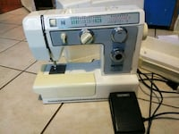 white and blue Brother electric sewing machine Alexandria, 22306