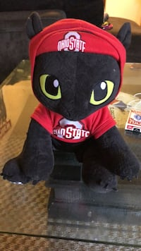 Toothless plush toy Parkersburg, 26101