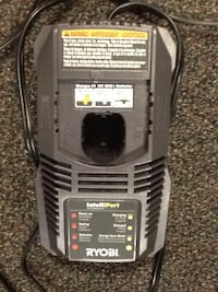 black Ryobi battery charger Hagerstown, 21740