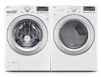 LG washer and dryer set  Montréal, H8Y 2B1
