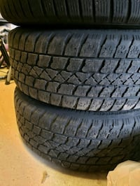 Polaris and Artic Claw winter tires Pickering