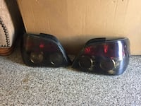 2002-2007 Subaru Impreza wagon tail lights