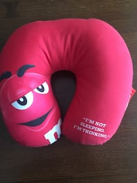New m&m Travel pillow Guelph, N1L 0H1