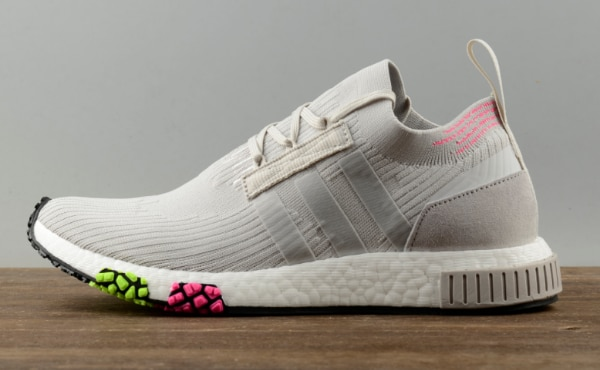 adidas NMD Racer PK 2018 Spring Grey CQ2443 Running Shoes For Sale