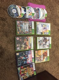 Xbox 15 great gams Centreville, 20120
