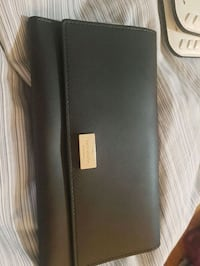 black leather brand new kate spade wallet Airdrie, T4B