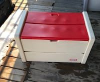 LITTLE TYKES TOY CHEST