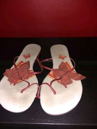 Butterfly sandles