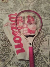 pink and white Wilson tennis racket Decatur, 35601