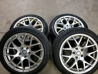 SET OF 4 Winter Tires with Aluminum Wheels for Sale!  Richmond Hill, L4C 2Y1