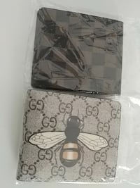 Lv gucci wallet last 1 of each
