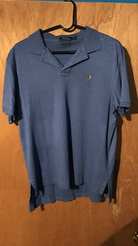 blue Ralph Lauren polo shirt San Antonio, 78216