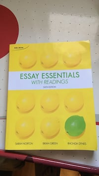 Easy essential with readings 6th edition Kitchener, N2N 1L9