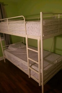 Bunk bed with mattresses  Sterling, 20164