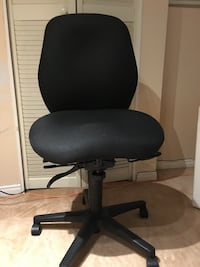 Office chair with various adjustments  Vaughan, L4J 5M7