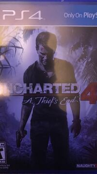 Uncharted 4 a thief's end ps4 Game Wilson, 27893