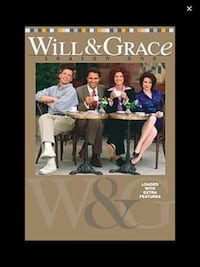 Will & Grace season 1. Calgary, T3G 4E1