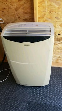 white and black portable air conditioner Brampton, L6R 1N9