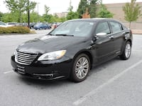 2012 Chrysler 200 Ltd FWD Surrey