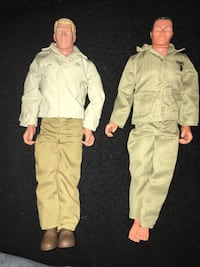 G.I. Joe Action figures. 20/obo. Sold as a set only.
