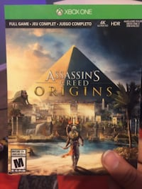 New assassins creed origins  null
