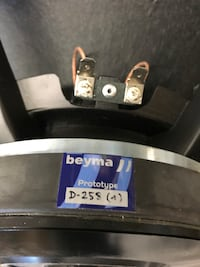 Beyma 15' inch woofers Chester, 19013