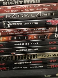 Wrestling DVDs for Sale - Best Offer