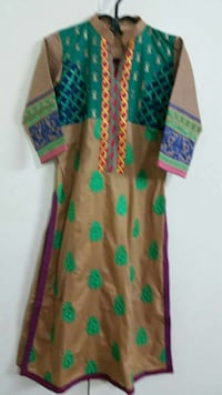 Dress with trousers and dupatta  Brampton