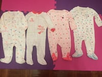 Baby' girl clothes 3,6,9 months