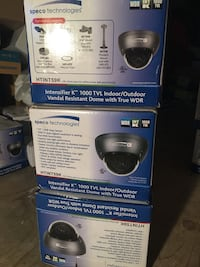SURVALENCE CAMERAS GOING OUT OF BUSINESSE SALE Toronto, M6N 3L6