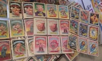 Vintage Garbage Pail Kids Stickers Bronx, 10455