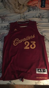 Cavs Christmas Jersey #23 Sz M Parma Heights, 44130