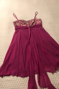 Pink Beaded Formal Dress Pickering, L1X