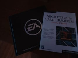 Ea games 25 years + Secrets of the game business