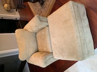 Couch Ottoman and Matching Chair Mississauga