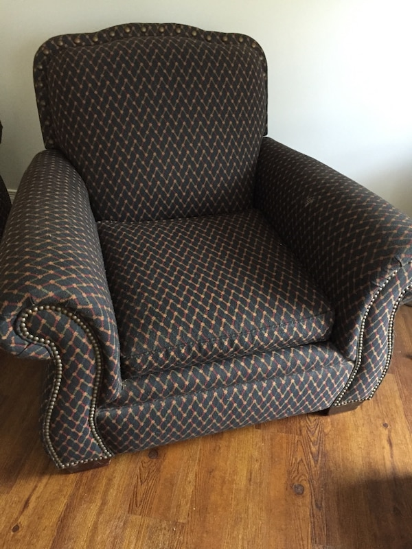 2 Identical Sofa Chairs (large)
