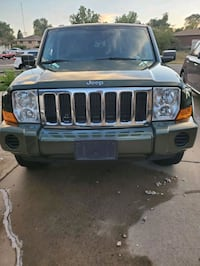 2007 - Jeep - Commander Denver
