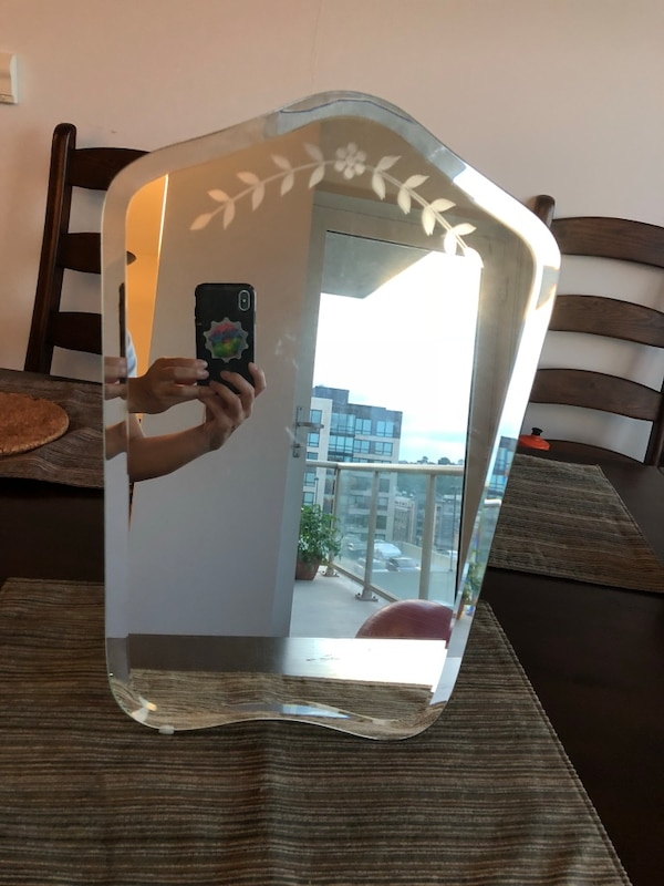 Used Ikea Husne Table Top Mirror For In Hoboken