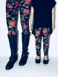 New Mommy and Me Leggings From MomMe And More Jacksonville