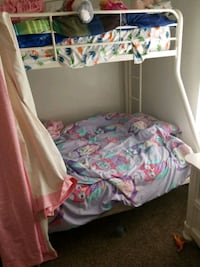 Bunk bed metal brand new mattresses not included Chalmette, 70043