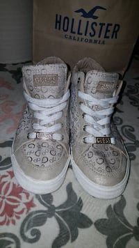 GUESS high top shoes Habersham County