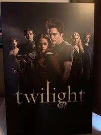 """TWILIGHT"" MOVIE PLAQUE Guelph, N1G 5A9"