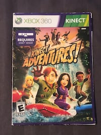 Kinect adventures for Xbox 360 Gallatin, 37066