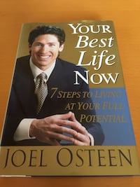 Your best life now 7 steps to living at your full potential Joel Osteen Las Vegas, 89129