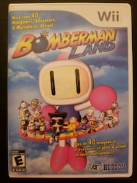 Bomberman Land for Nintendo Wii  Vaughan, L4L