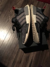 NMD rk1 camo glitch size 9 Burlington, L7M 1V4