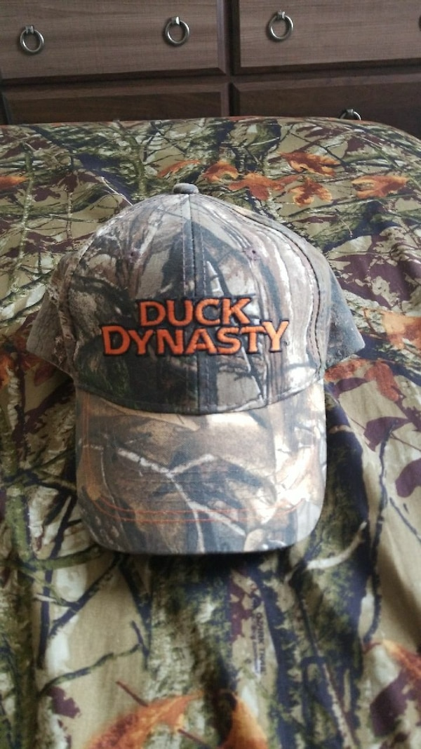 85981d2b50e2a7 Used Camo Duck Dynasty Hat for sale in House Springs - letgo