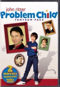 Problem Child DVD Set... $5 Firm... Calgary