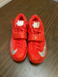 Nike KD 7 VII Global Games Red Size 12