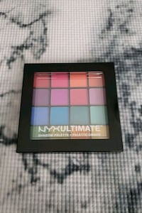 NYX brand new eyeshadow palette Thornhill, L3T